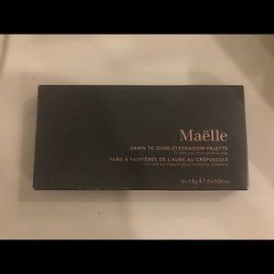 Maëlle Dawn to Dusk eyeshadow palette
